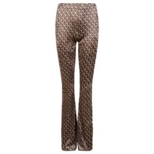 Esqualo retro flared broek