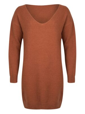 Ydence knitted dress Sky