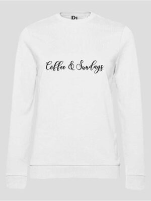 Sweater Coffee & Sundays