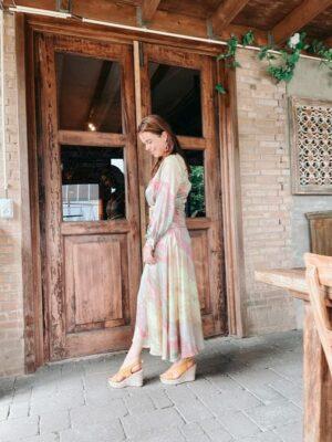 Esqualo blurred blouse