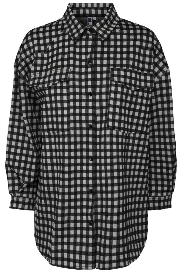 Ruitjes jacket