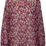 Desires bloemenprint blouse