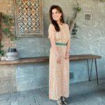 Desires bloemenprint jurk