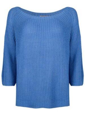 Esqualo trui met 3/4 mouw