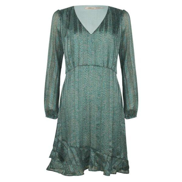 Esqualo jurkje turquoise