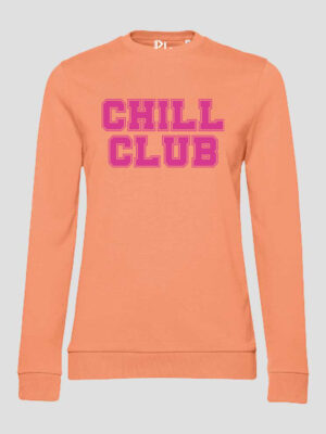 Pinned by K chill club sweater