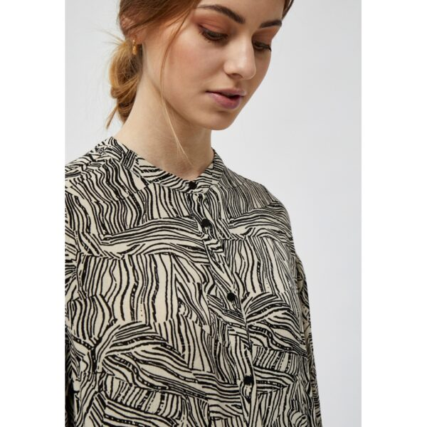 Desires print blouse