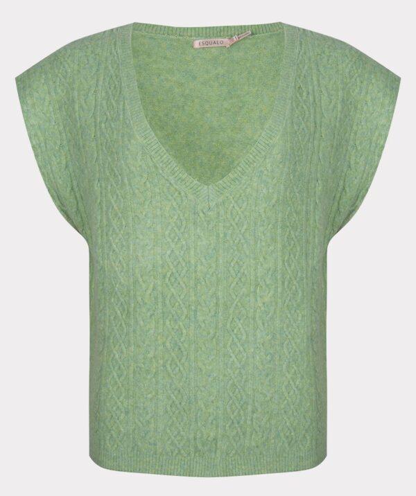 Esqualo spencer mint groen