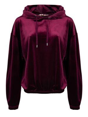 Esqualo velvet sweater